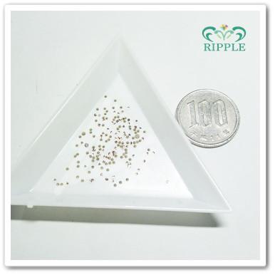 「RIPPLE~リプル~」体験レッスン風景・細かなビジュー